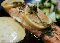 Lemon & Dill Salmon