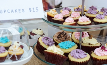 Cupcakes from Bow Desserts