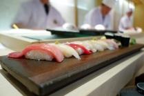 Self-select sushi