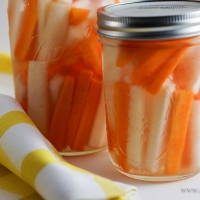Pickled Carrot & Daikon