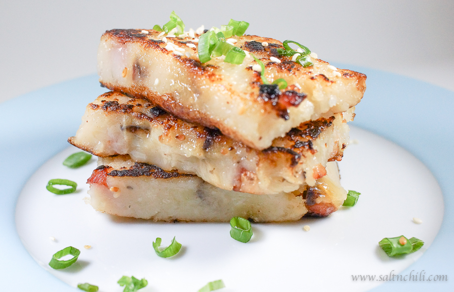 Steamed Turnip Cake Recipe