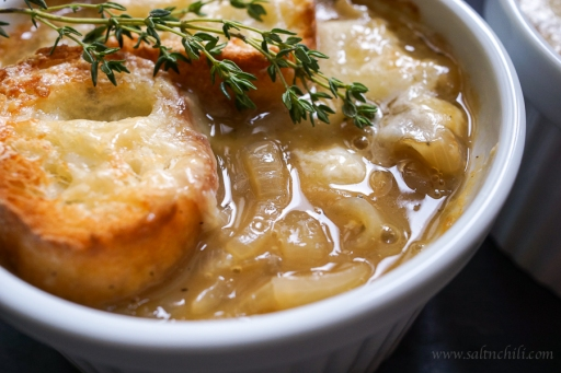 Martha Stewart's French Onion Soup