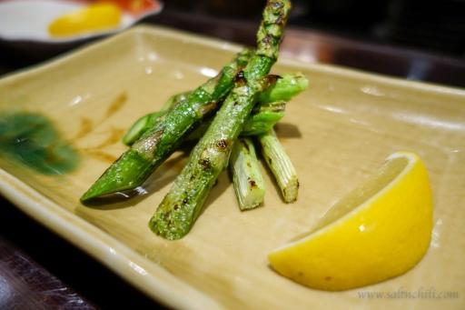 Inakaya Robatayaki Asparagus