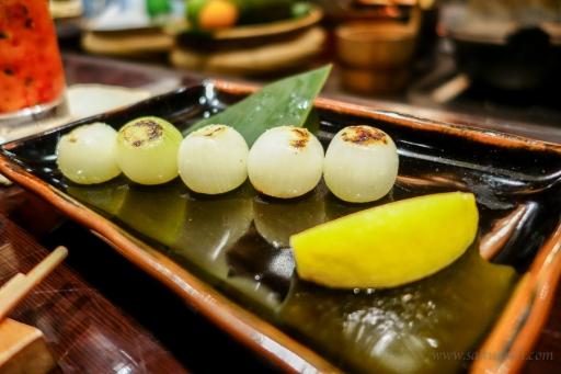 Inakaya Robatayaki Baby Onions
