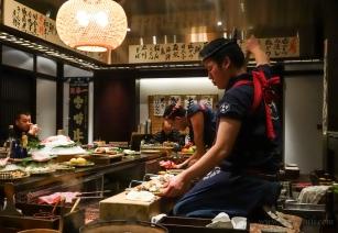 Inakaya Robatayaki Chef