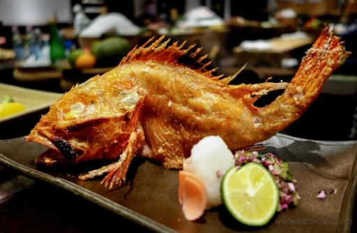 Inakaya Robatayaki Kinki Fish