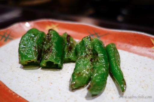 Inakaya-Robatayaki Manganji Pepper