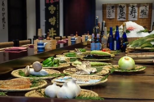 Inakaya-Robatayaki-Produce