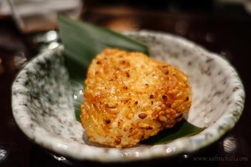 Inakaya Robatayaki Rice Ball