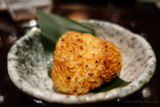 Inakaya Robatayaki Rice Ball