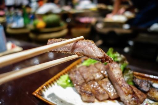 Inakaya Robatayaki Wagyu Beef Steak