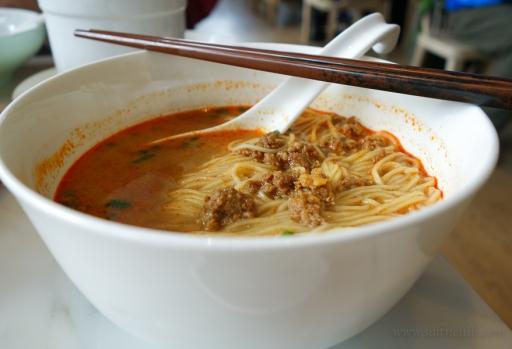 The Dining Room Dan Dan Noodles