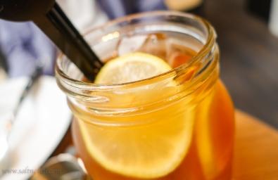 Beef & LIberty Iced Lemon Tea