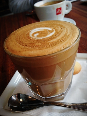 High Street Grill Coffee