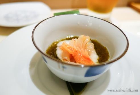 Sushi Fuku-Suke Appetizer