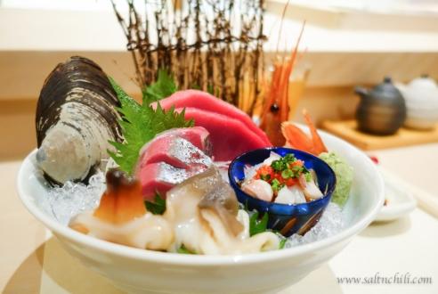Sushi Fuku-Suke Sashimi