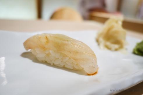 Sushi Fuku-Suke Flounder Kelp