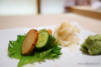 Sushi Fuku-Suke Pickles