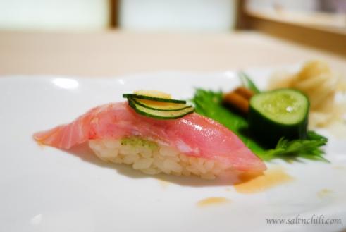 Sushi Fuku-Suke Alfonsino Fish