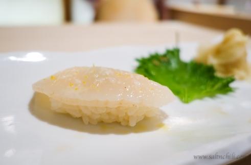 Sushi Fuku-Suke Pen Shell Sushi