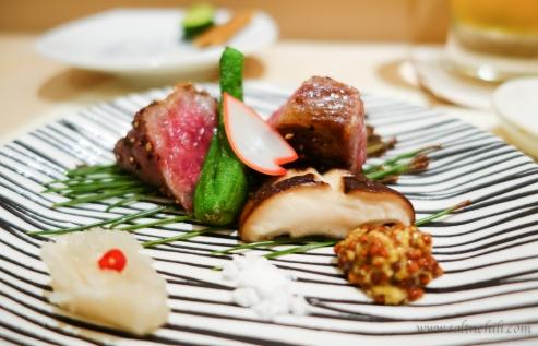 Sushi Fuku-Suke Wagyu Beef