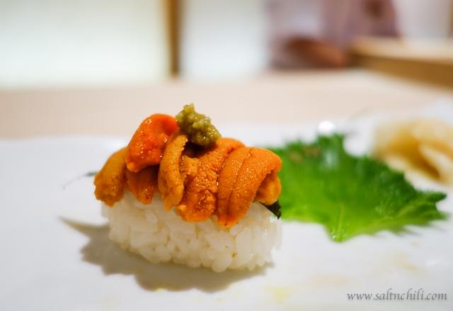 Sushi Fuku Suke Sea Urchin