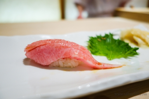 Sushi Fuku-Suke Tuna Belly