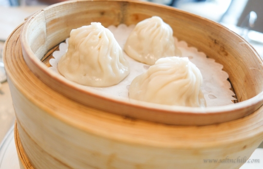 Steamed Crab Meat Dumplings