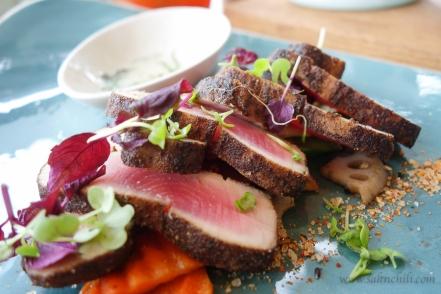 Glasshouse Ahi Tuna Steak