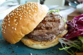 Glasshouse Wagyu Beef Burger