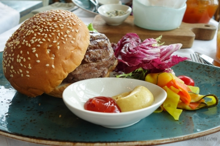 Glasshouse Wagyu Beef Burger