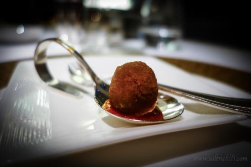 Nicholini's Deep Fried Olive