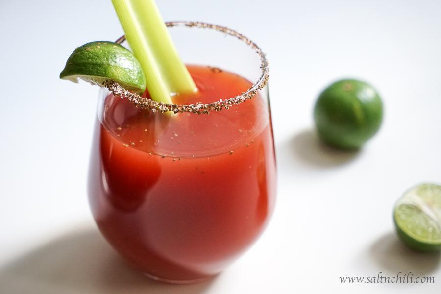 Alcoholic Drink Caesar