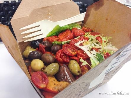 Maidan MANA! salad