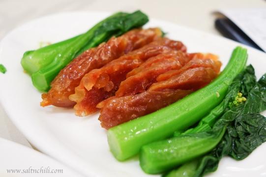Kam's Chinese Sausage