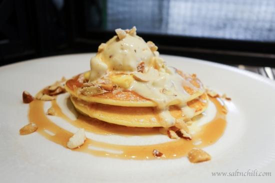 Stack Granny Pancakes