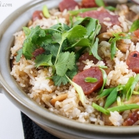 Chinese Claypot Rice (煲仔飯)