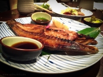 Kushiyaki Beco Grilled Threadfin