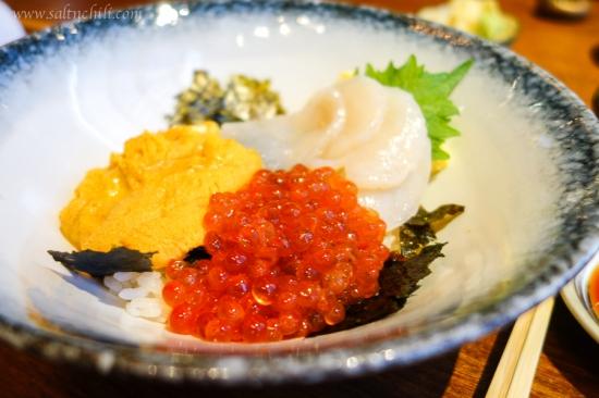 Kishoku Hokkaido Sashimi