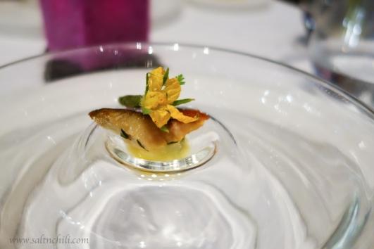Tosca Degustation Menu