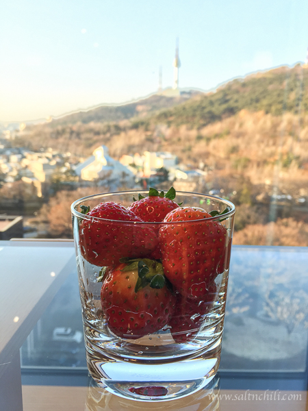 Korean Strawberries