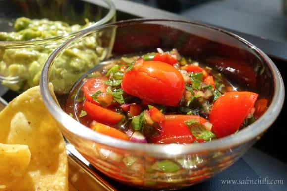 Chino Salsa Shiso Tomato Vinegar