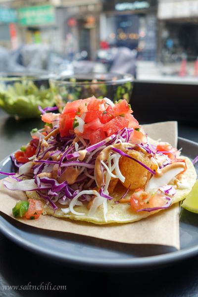 Chino Crispy Fish Taco