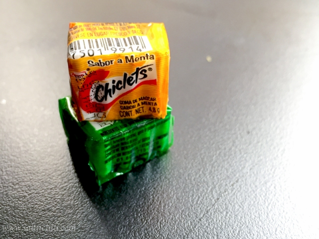 Chino Chiclets