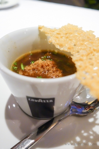 Quayside French Onion Soup