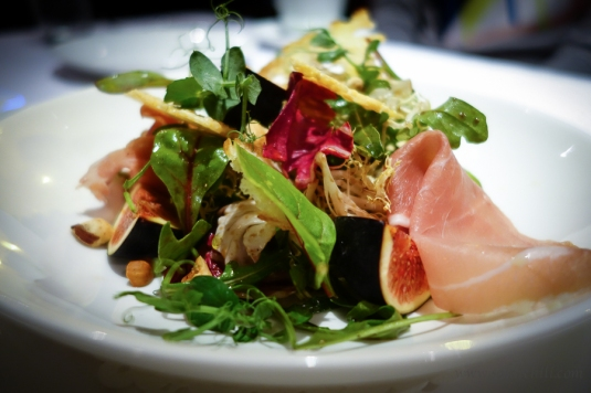Quayside Fresh Fig Salad