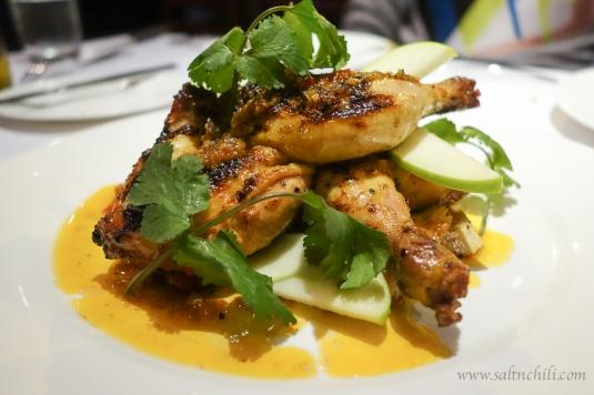 Quayside Grilled Piri Piri Chicken
