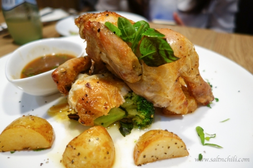 The Point Rosemary French Spring Chicken