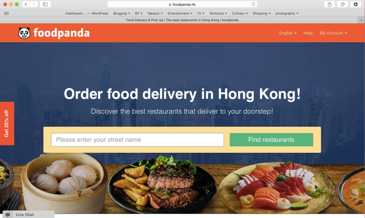 foodpanda: Food delivered to your doorstep!